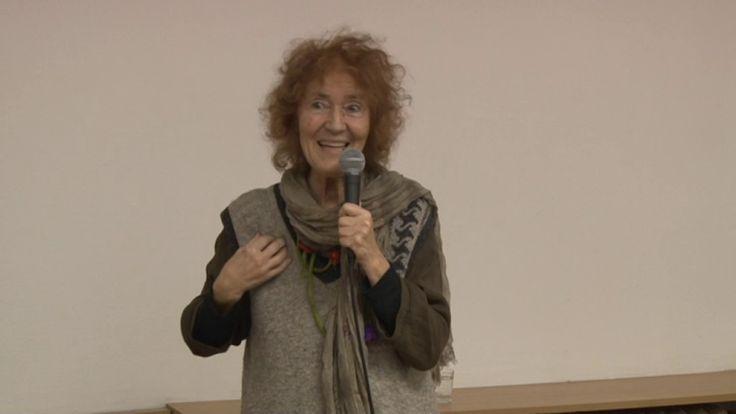 Schäffer Erzsébet előadása Piliscsabán: Játsszunk szerelmet, gyereket, c...