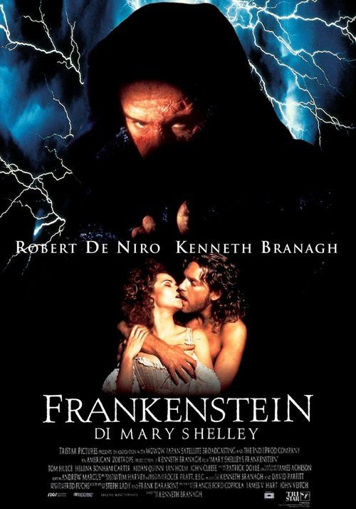 Watch->> Mary Shelley's Frankenstein 1994 Full - Movie Online