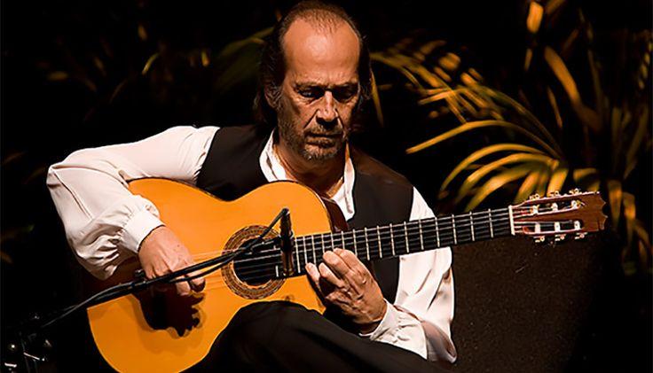 Paco de Lucía, protagonista en el recuerdo de Bilbao Flamenco 2014. La noticia en aireflamenco.com