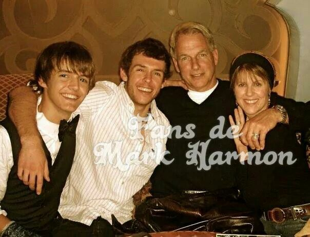 Family , Mark Harmon | NCIS | Pinterest