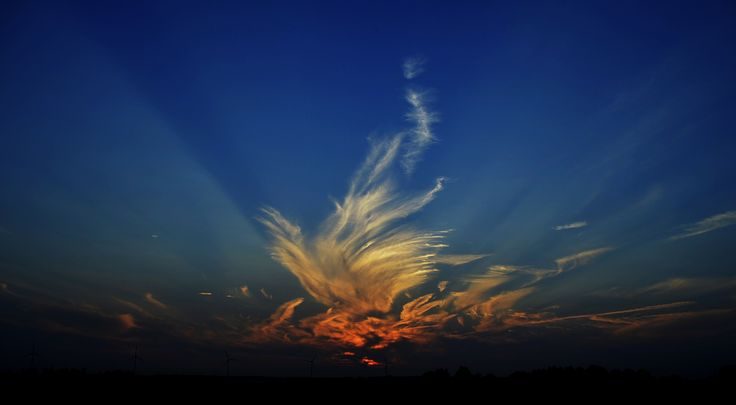 Nature: Sunset@home by irmavantoledo