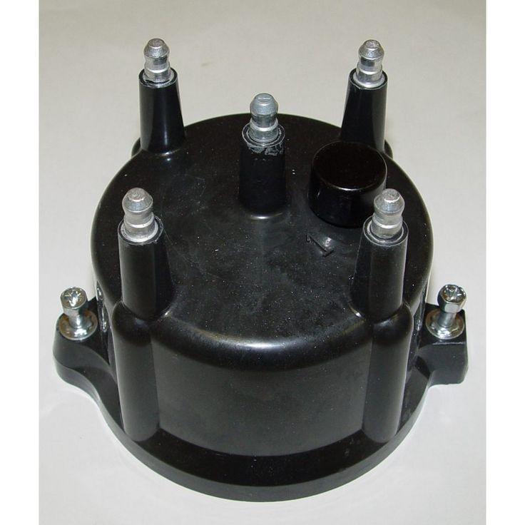 Distributor Cap, 2.5L; 91-02 Jeep Wrangler YJ
