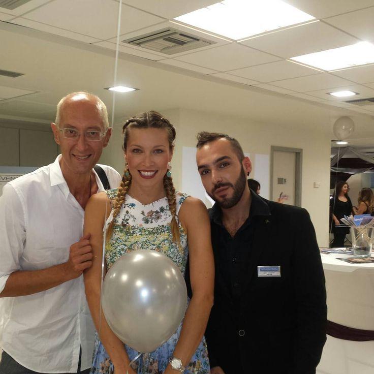 Beauty Event  παρέα με αγαπημένους  @mariettachrousala και…