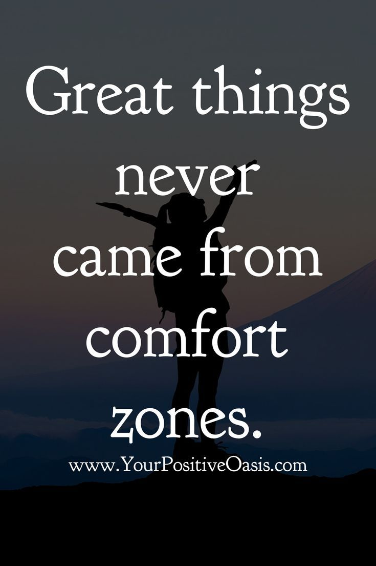 Great things never come from comfort zones beautiful thoughts and inspirational quotes quotes encouragement quotes motivational quotes
