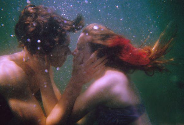"Juxtapoz Magazine - Olivia Bee's Romanticized Images of ""Lovers"""