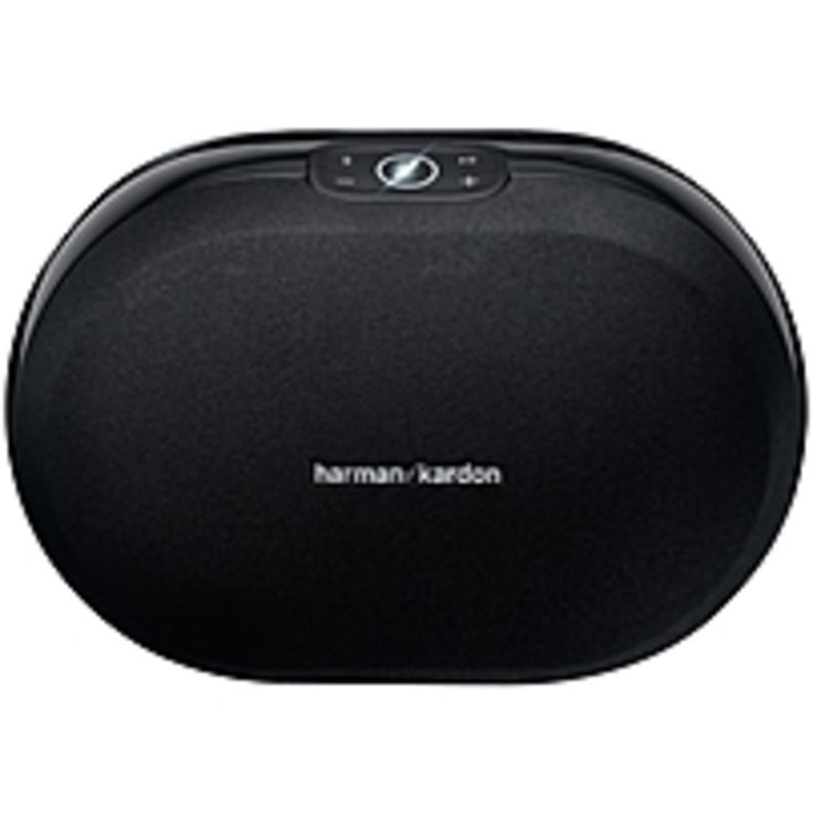 Harman Kardon Omni 20 Speaker System - 60 W RMS - Wireless Speaker(s) - Black - 53 Hz - 20 kHz - Wireless LAN - Bluetooth - Wireless Audio Stream, Multi-room Streaming