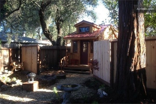 images about Tiny House Rentals on Pinterest