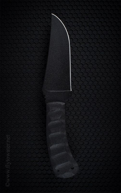Winkler Knives II Belt Knife - Vertical