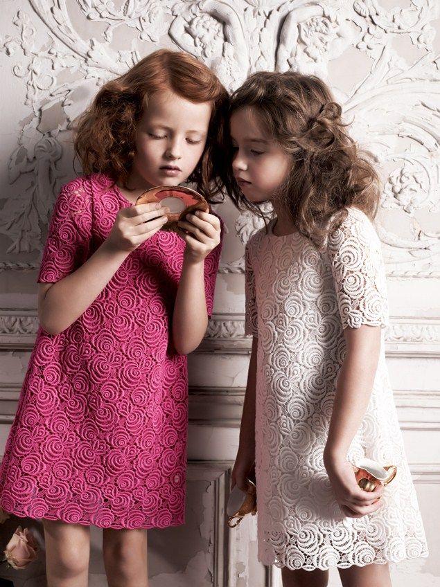 Dior Summer 2013 #childrenswear. #kids #stylishkids