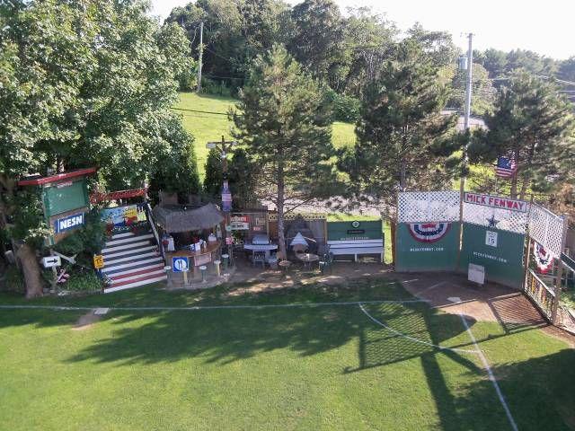 Rhode Islands Exclusive Wiffleball Experience Portsmouth Ri Powered By Leaguelineup Com Wiffle Ball Backyard Baseball Backyard