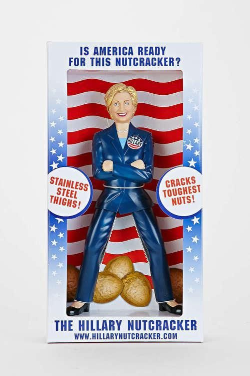 Urban Outfitters' Hillary Clinton Nutcracker Is Horribly Sexist