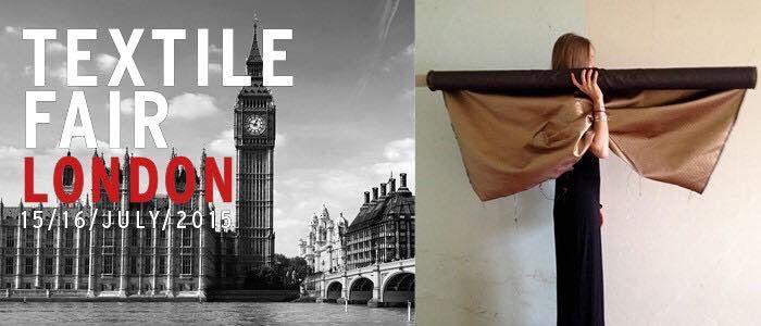 Prossima fiera a Londra