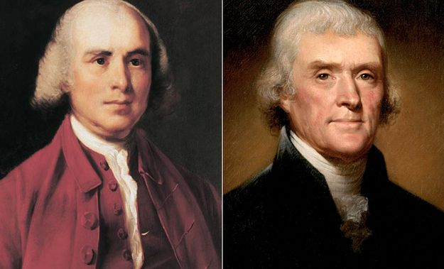 James Madison and Thomas Jefferson were once arrested together for taking a carriage ride in Vermont on a Sunday, which violated state laws. | 21 Shocking Facts About U.S. Presidents
