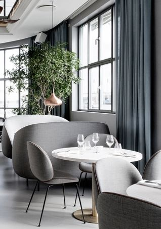 The Standard restaurant in Copenhagen -