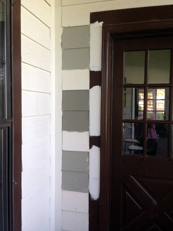 1000 ideas about exterior house paints on pinterest - Benjamin moore exterior paint finishes ...