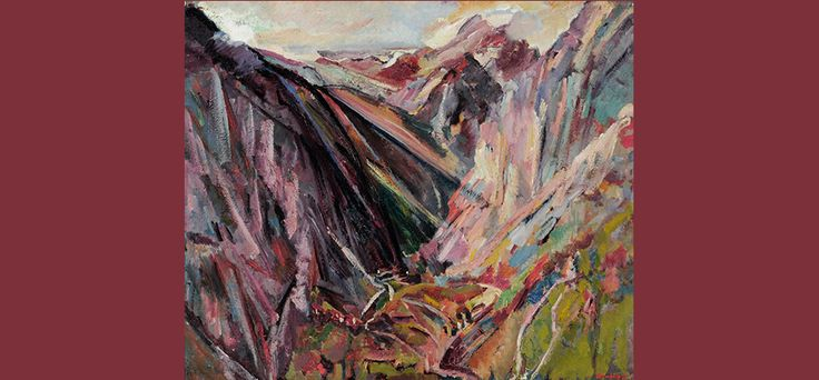 David Bomberg: A Sense of Place | Towner Art Gallery