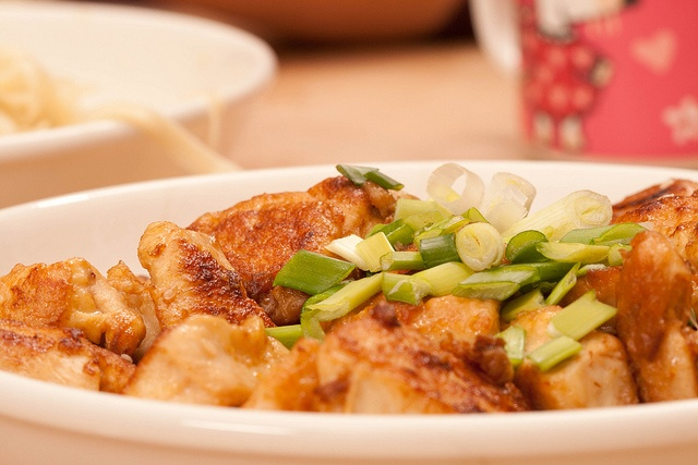 Chinese lemon chicken / Hiina sidrunikana by Pille - Nami-nami, via Flickr