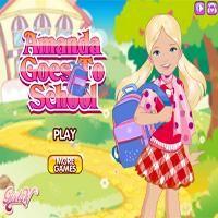 Juegos De Vestir Barbies - Vestir A Pequeña Barbie