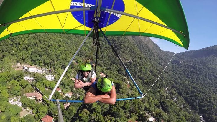 Asa delta do Brasil 2017 Hi Quentin, May I scheduling your paragliding or hang gliding trip  without Please let me know if it´s ok for you,  keep in touch before you come to check the wind conditions.  We just fly provided weather conditions allow for good and safe flying, please call me before you come to check the Wind conditions.  The meet point: METRÔ STATION SÃO CONRADO - EXIT C - WE MEET YOU THERE FREE.  OR  The transfer in Copacabana is  R$ 80,00 to 4 persons, we can  pick-up you  in…