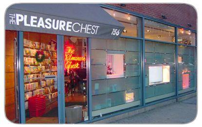 The Pleasure Chest Geenwich Village