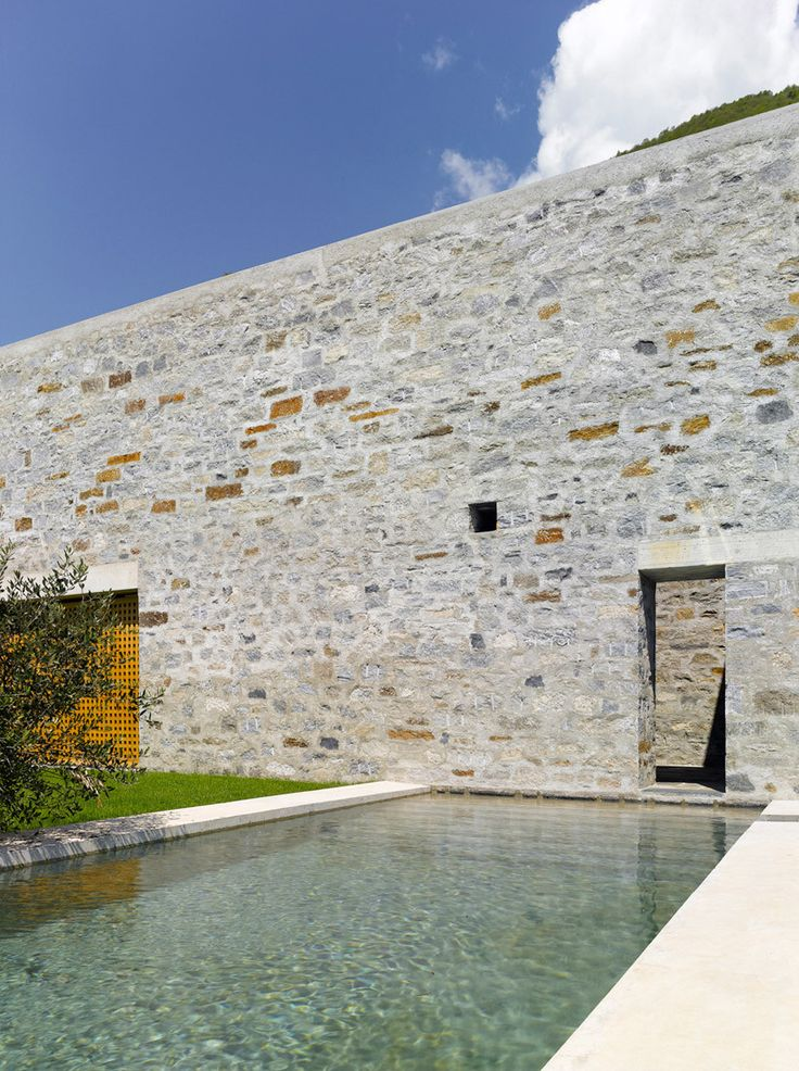 Image 9 of 20 from gallery of Brione House / Wespi de Meuron. Photograph by Hannes Henz