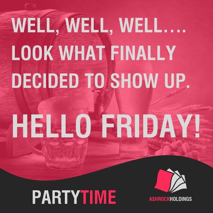 Friday !