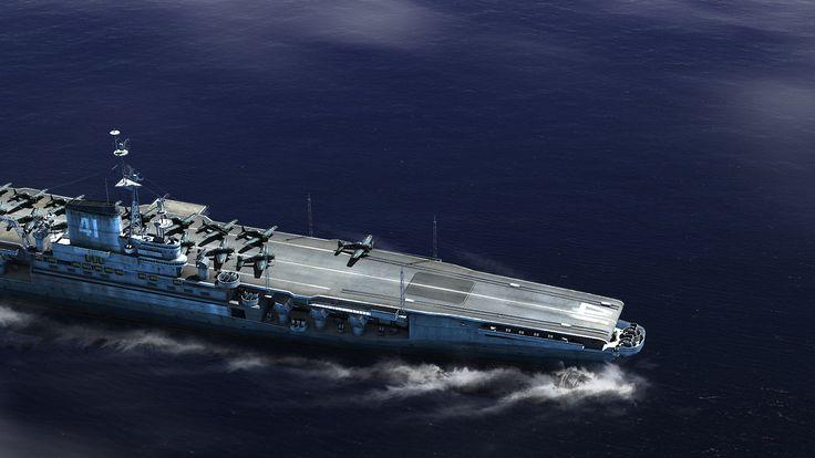 Battleships Blood Sea