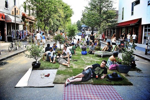 Guerrilla gardening. Pavement-to-parks. Open streets. These are all urban interventions of a sort – quick, often temporary, cheap projects that aim to make a small part of a city more lively or enjoyable