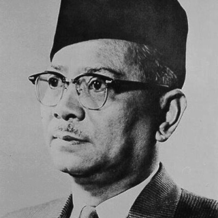 Tunku Abdul Rahman was a lifelong fixture in the Malayan/Malaysian government, and he led his country from 1955 until 1970.
