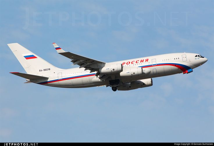 High quality photo of RA-96018 (CN: 74393202018) Rossiya Airlines Ilyushin IL-96-300