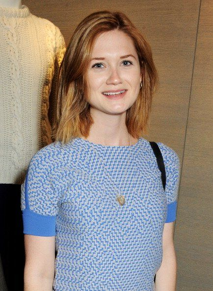 Young Lizzie Bitner -- actress, Bonnie Wright