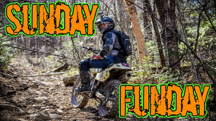 Sunday Funday | Riding dirt bikes Cape Town | GoPro Giveaway | South Africa