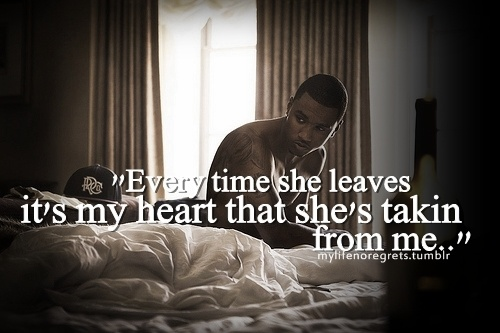 Trey Songz - Your Side Of The Bed