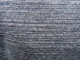 Faded denim develops a softness and comfort that deeper indigo fabric lacks.