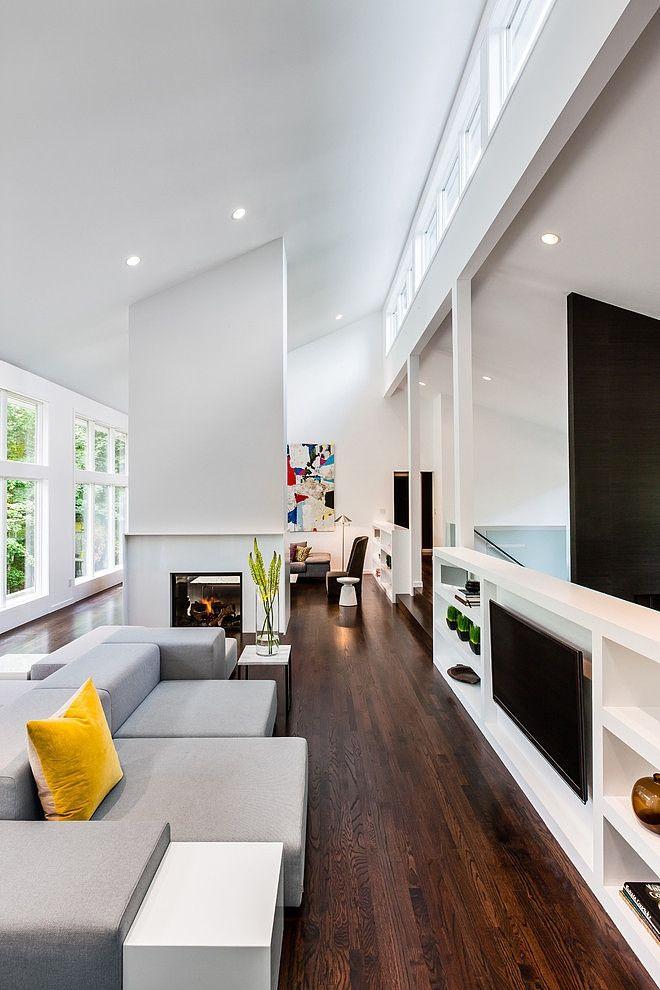 Salón alargado #Salones  #Living room #lounge_design