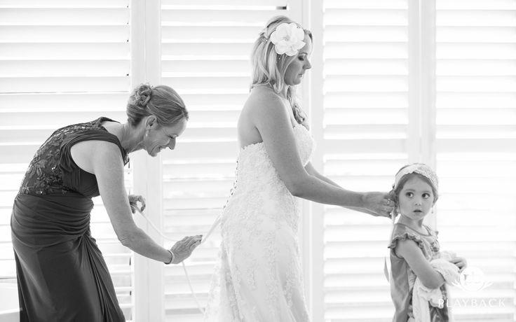 At Alicia & Mark's Noosa wedding we capture a sweet trio of beauties.  #playbackstudios  #weddingfilms #weddingvideos #weddingfilmsaustralia #weddingphotos #weddingphotographyaustralia #weddingphotography #weddings #sunshinecoastweddings  #airliebeachweddings #noosaweddings