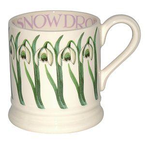 Snowdrop 1/2 Pint Mug 2013
