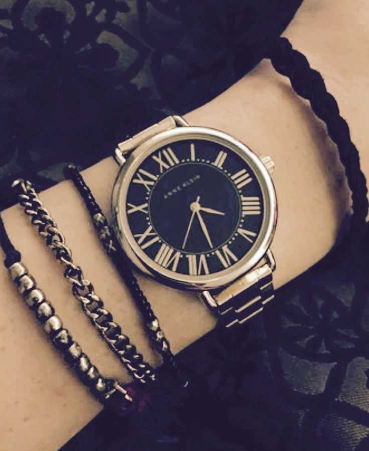 Anne Klein watch<3                                                                                                                                                     More