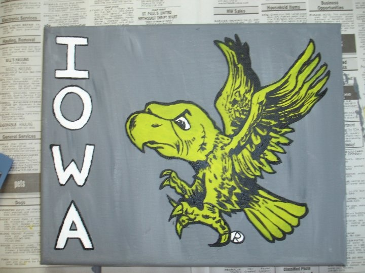 8 best iowa images on Pinterest | Iowa hawkeyes, Collage football ...