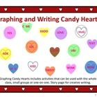 Time for a little fun with hearts! This project also includes a graph, sorting mat, tally/evaluation page for math and a creative writing story paper for ELA. There are directions and Key examples for the evaluation page.