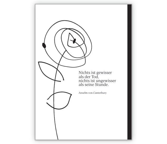 edle Trauerkarte mit Beileids Spruch - http://www.1agrusskarten.de/shop/edle-trauerkarte-mit-beileids-spruch/ 00012_0_736, Abschied, Beileidskarte, gedenken,, Grußkarte, Helga Bühler, Klappkarte, trösten00012_0_736, Abschied, Beileidskarte, gedenken,, Grußkarte, Helga Bühler, Klappkarte, trösten