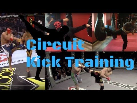 Phit4Life - Circuit Kick Training with Cung Le - Phitfacility