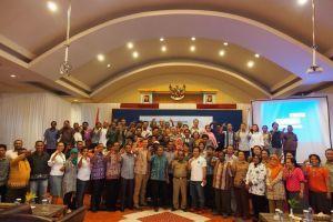 penerima dana hibah Papua Barat
