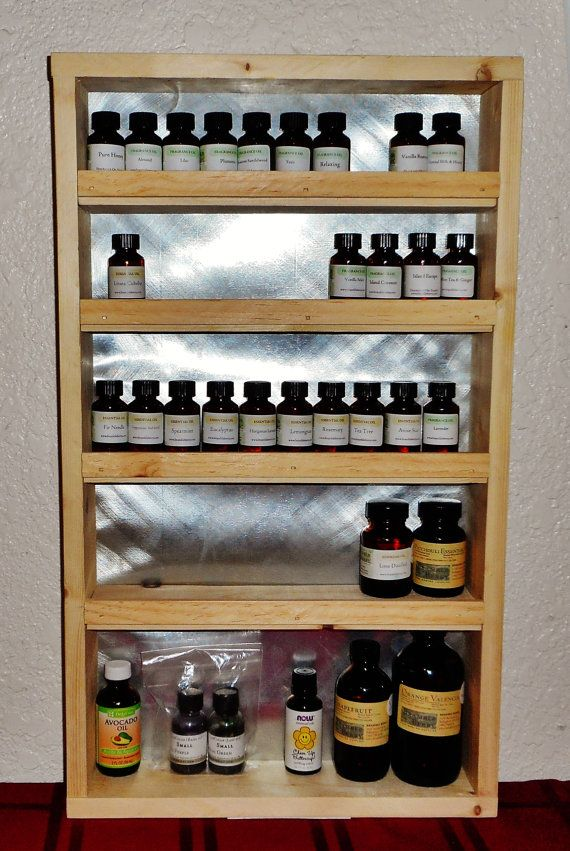 1000 Images About Essential Oil Storage On Pinterest