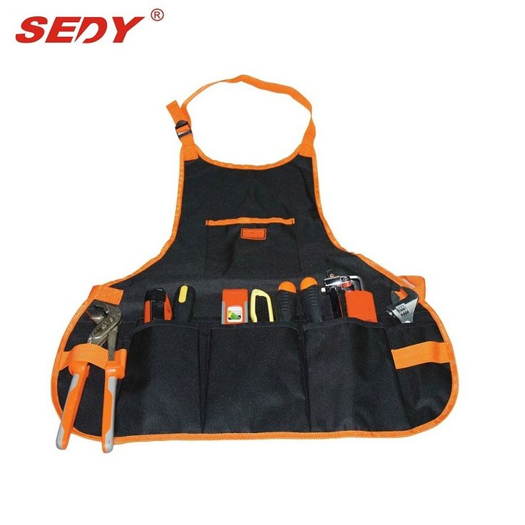 buy 2016 new electrician 16 pocket pouch electrician tool bags multifunction carpenter #electricians #tool #belt