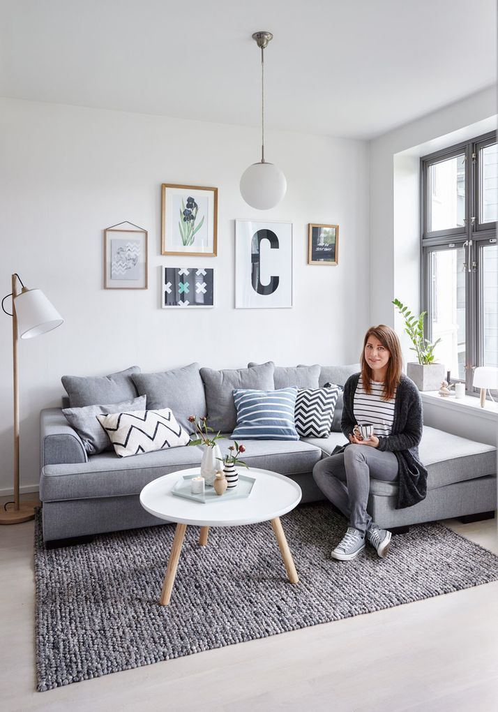 Scandinavian Small House Interior Design Homyracks
