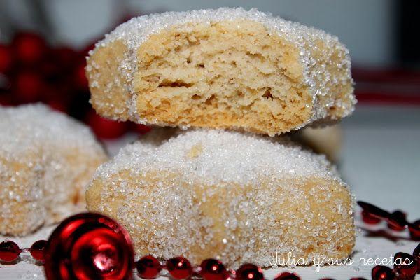 Receta del día: mantecados manchegos | Cocinar en casa es facilisimo.com