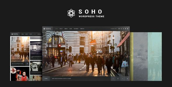 SOHO (Fullscreen Photo & Video WordPress Theme) professional and creative photo/video WordPress theme. Fullscreen layout is the best way to present your photo and video artworks. We tried to implement latest technologies, advanced version of the built-in GT3 page builder, optimised system to speed up the website performance, easy content and color editing and more. Discover the power of GT3 themes.