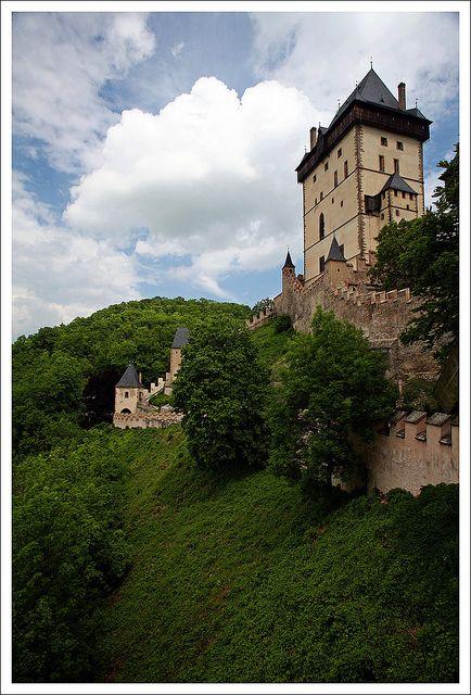 Karlstein Castle Tower | Czech Republic