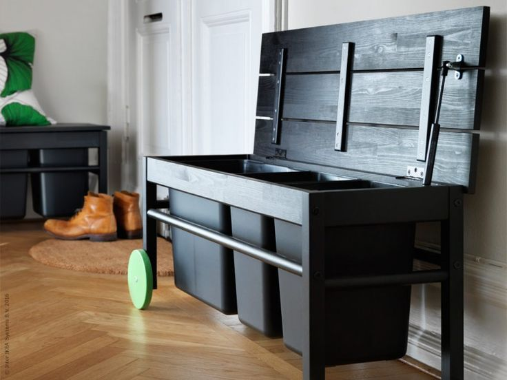253 best ikea recycling images on pinterest kitchen. Black Bedroom Furniture Sets. Home Design Ideas